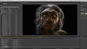 Evolution Video making of screenshot